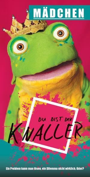 DER FROSCHKÖNIG - MÄDCHEN, DU BIST DER KNALLER! 4+