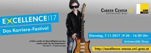 EXCELLENCE 17 Das Karriere-Festival der Universität Graz