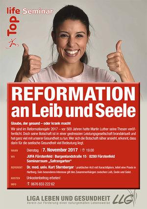 Reformation an Leib und Seele