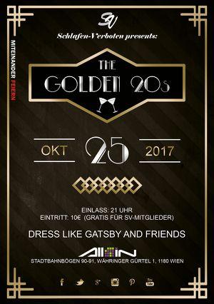 The Golden 20s - Gatsby feiert