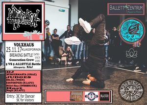 Path To Flow Jam Vol1 - Breakdance Battle
