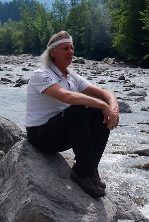 """Erlebnisabend """"Die Sprache der Seele"""" mit Reinhard Stengel Rainbowman"""