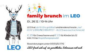 family brunch im LEO