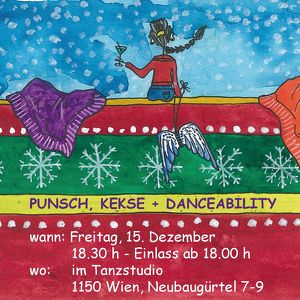Punsch, Kekse & DanceAbility