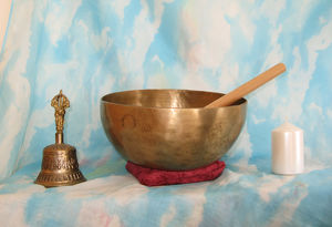 Segens-Meditation mit Klangschalen zum Jahresausklang