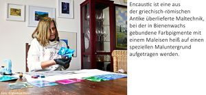 "Braukunst & ""Encaustic-Art"""