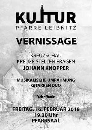 """KREUZSCHAU """"Kreuze stellen Fragen"""""""