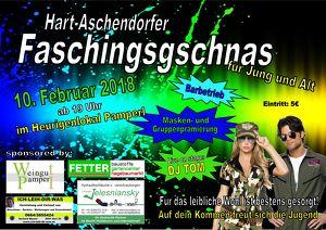 Hart-Aschendorfer Faschingsgschnas
