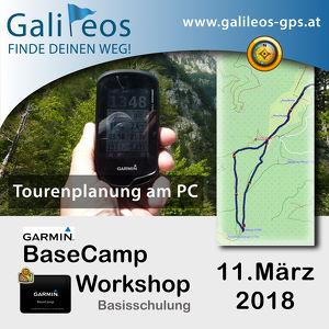 Tourenplanung am PC - Garmin BaseCamp Workshop