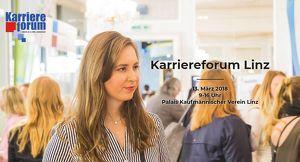 Karriereforum Linz - Mehr als eine Jobmesse!