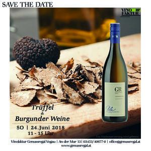 Trüffel & Burgunder Weine