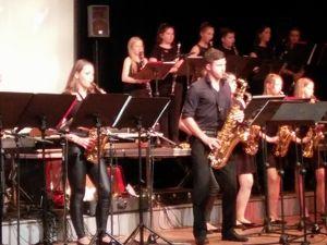 Swinging Saxophones & Klarinettes