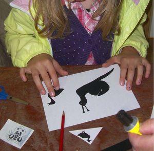 Scherenschnittworkshop für Jung und Alt