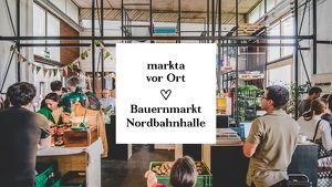 markta vor Ort ♡ Nordbahnhalle