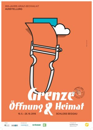 Ausstellungsführung GRENZE - Öffnung & Heimat /Schloss Seggau