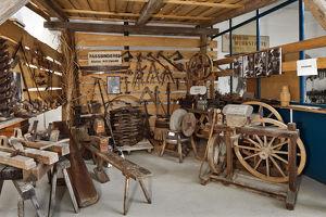 Tas des Denkmals – St. Michael – Landtechnikmuseum Burgenland