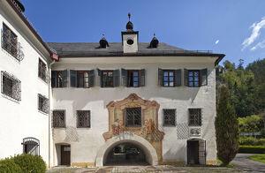 Tag des Denkmals – Thörl – Schloss und Barbarakapelle