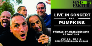 """The Pumpkins"" Live in Concert"