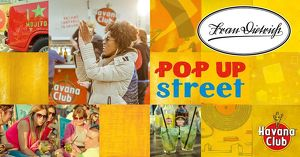 Havana Club Pop Up Street | Linz