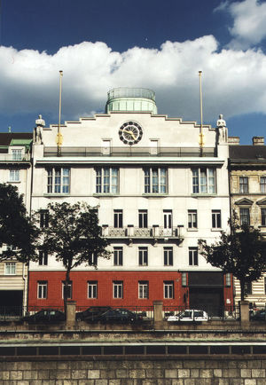 Tag des Denkmals – Wien – Vorwärts-Haus