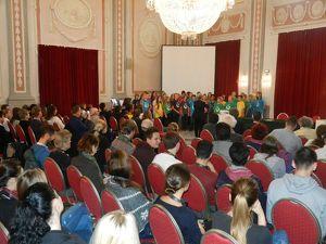 """Internationaler Kongress für Kinderphilosophie: """"Pluralismus und interdisziplinäre Perspektiven - Philosophische Untersuchung in einer sich rasch verändernden Welt"""""""