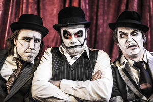 The Tiger Lillies - THE DEVIL´S FAIRGROUND