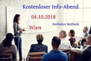 Kostenloser Info-Abend nach Norbekov Methode in Wien