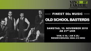 "Live in Concert ""OLD SCHOOL BASTERDS"""