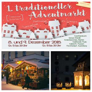 1. traditioneller Adventmarkt Traiskirchen-Möllersdorf