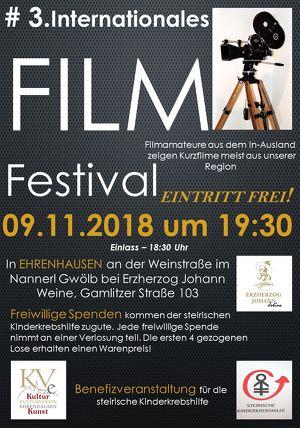 3. Internationales Filmfestival 2018
