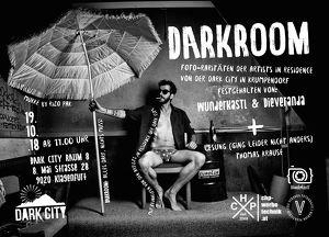 Fotovernissage Darkroom oder Hinterzimmer?