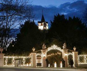 Adventzauber im Schlosspark