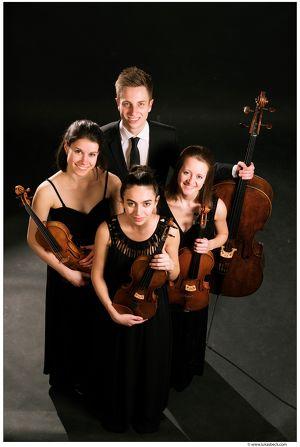 """Marc Aurel Quartett - """"Kammermusik bei Kerzenschein"""""""