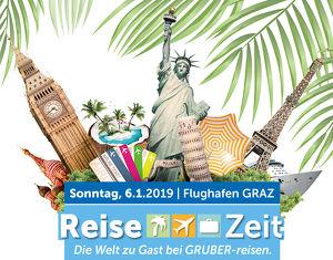 ReiseZeit: Das größte steirische Reiseevent des Jahres!