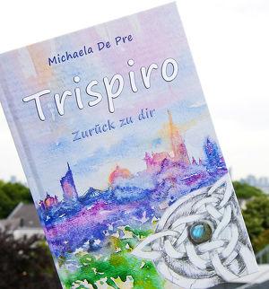 Lesung aus dem Roman 'Trispiro-Zurück zu dir' von Michaela De Pre
