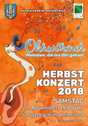 Herbstkonzert MV Heimschuh