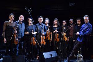 RobSoelkner 4tet with Strings