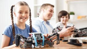 LEGO Mindstorms für Familien