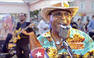 Silvo Gabriel mit Cuba Libre live im Rathaus Vinarium Leibnitz