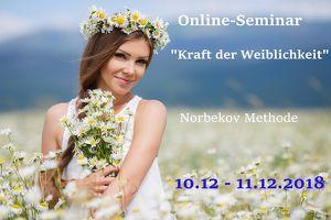 """ONLINE-Seminar """"Kraft der Weiblichkeit"""""""