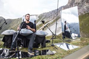 Parasol Peak, Manu Delag - Film und Konzert