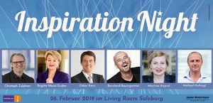 Inspiration Night Salzburg