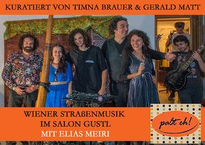 Wiener Straßenmusik im Salon Gustl