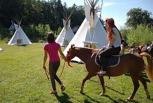 Indianercamp Ardagger