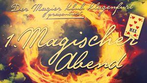 Zaubershow des Magier Klub Klagenfurt