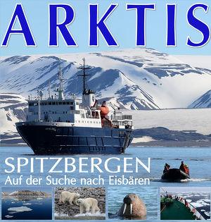 Multivisionsshow einer Arktis-Reise