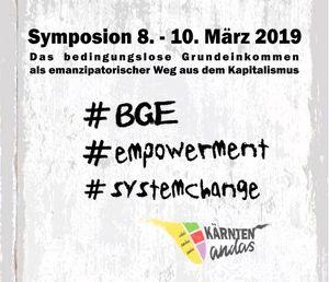 Symposion BGE Empowerment Systemchange