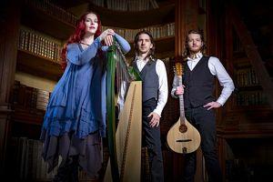 Celtic Folk Duo - Spinning Wheel