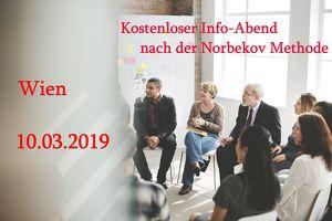 Kostenloser Info-Abend nach der Norbekov Methode in Wien