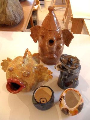 Freude an Keramik